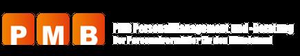 Logo PMB PersonalManagement und -Beratung
